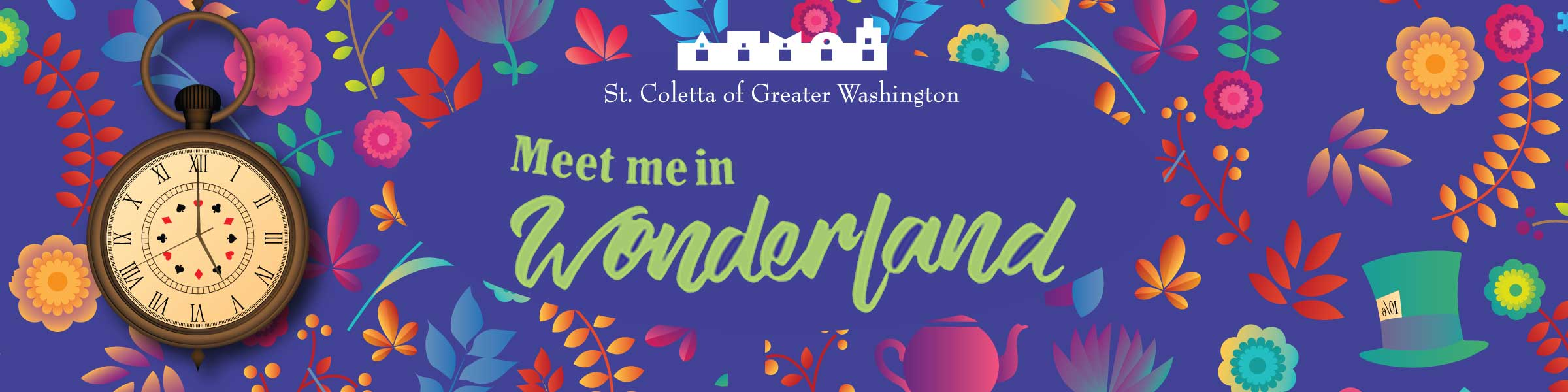 St. Coletta of Greater Washington Gala 2018 - Meet Me in Wonderland