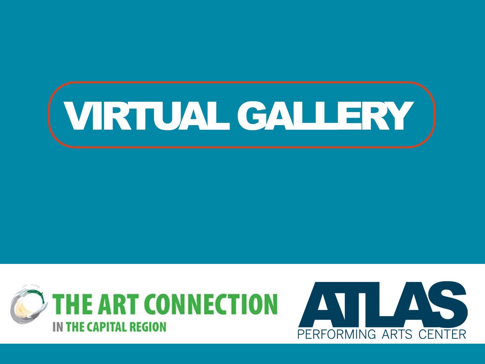 virtual gallery Art Connection  and Atlas logo